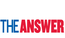 AM1070 The Answer logo