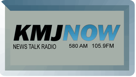 KMJ Now logo
