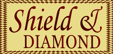 Shield And Diamond Magazine logo